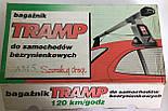 Крепление (упоры, лапы) багажника на крышу для Renault Clio, Renault Symbol  Amos Tramp AM-5, фото 7