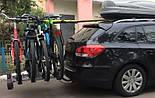 Платформа на фаркоп Amos Tytan 4 Plus для 4-х велосипедов, фото 5