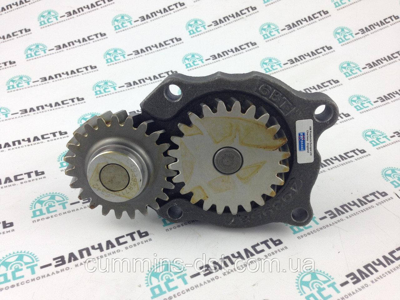 Масляный насос CASE 860/8840/4308 DAF45/55 YUTONG ZK-6737D/ZK6831