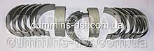 Вкладыши коренные ремонтные Cummins L10/M11/QSM11/ISM11