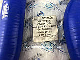 Трубки радиатора охлаждения двигателя Газель Бизнес на Cummins ISF2.8, фото 3