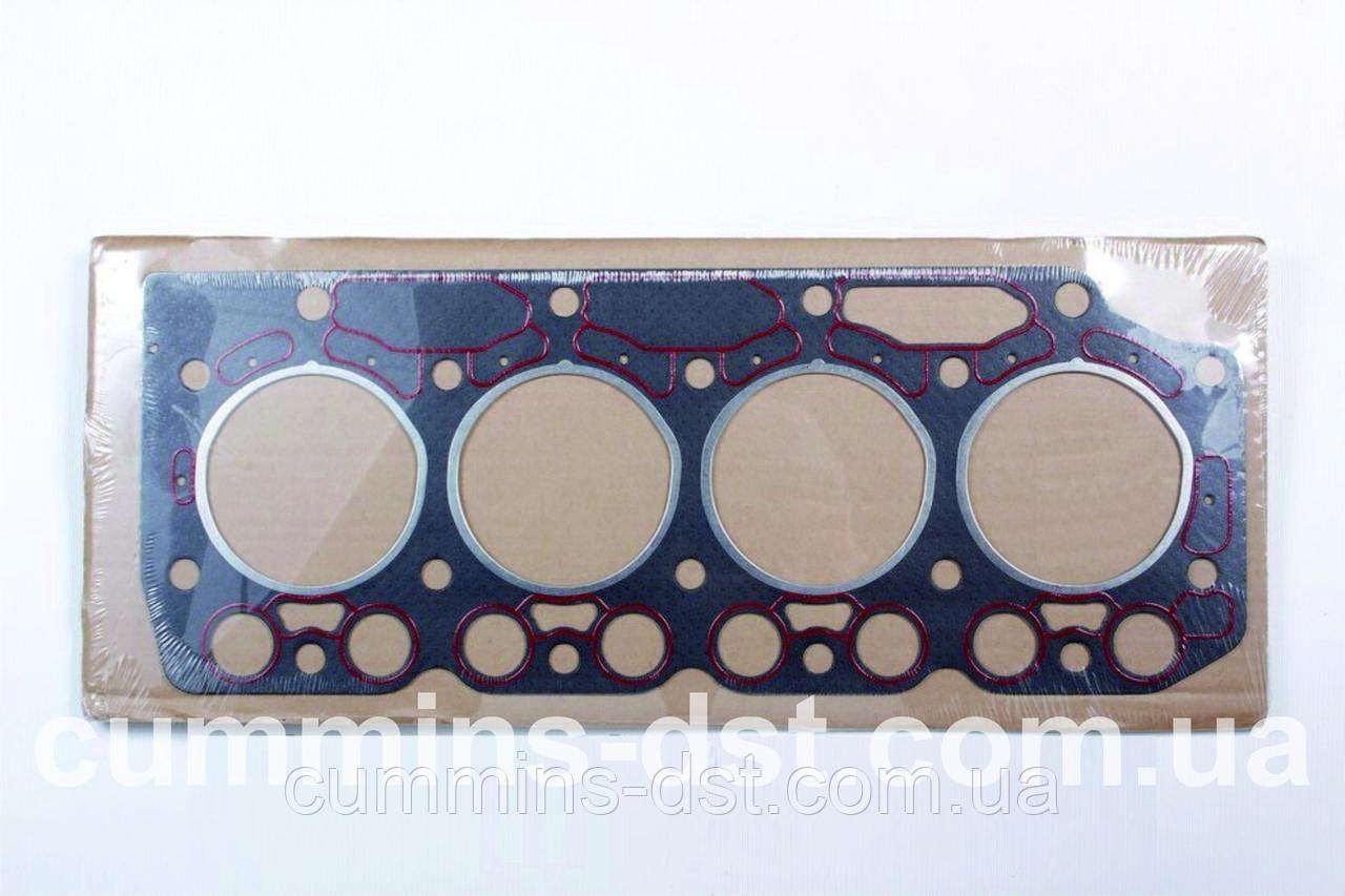 Прокладка головки блока цилиндров(3 метки) для Deutz BF4M1012 04197260