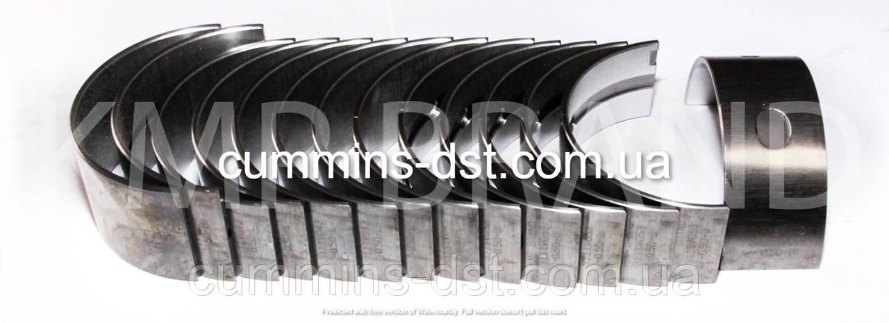 Вкладыши коренные ремонтные CAT 3050/C4.4