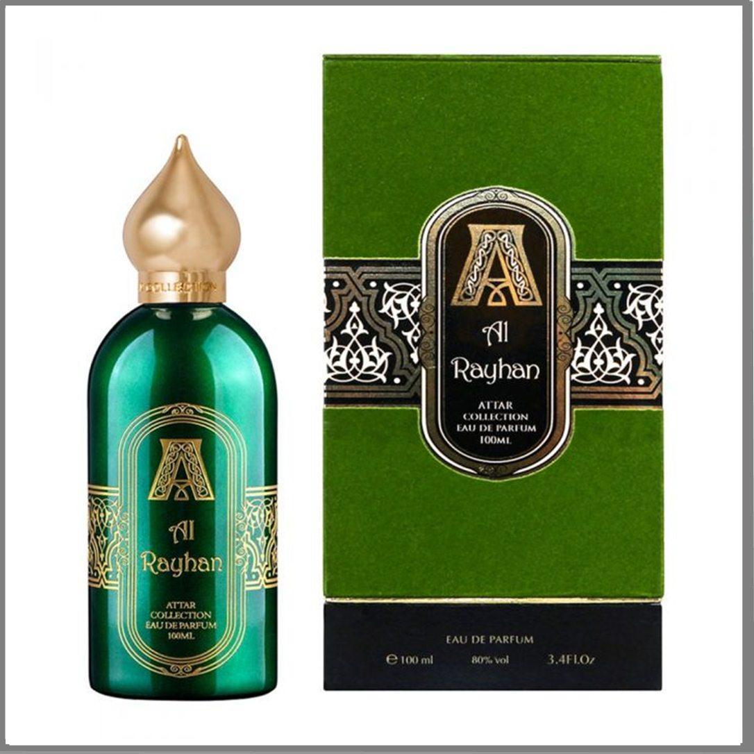 Attar Collection Al Rayhan парфюмированная вода 100 ml. (Аттар Коллекшн Эль Райян)