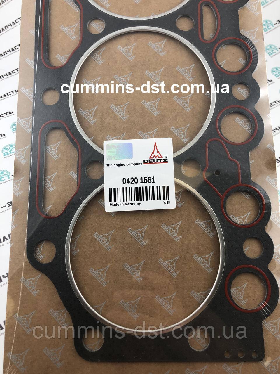 Прокладка ГБЦ 3 метки Deutz BF6M1013 04201561