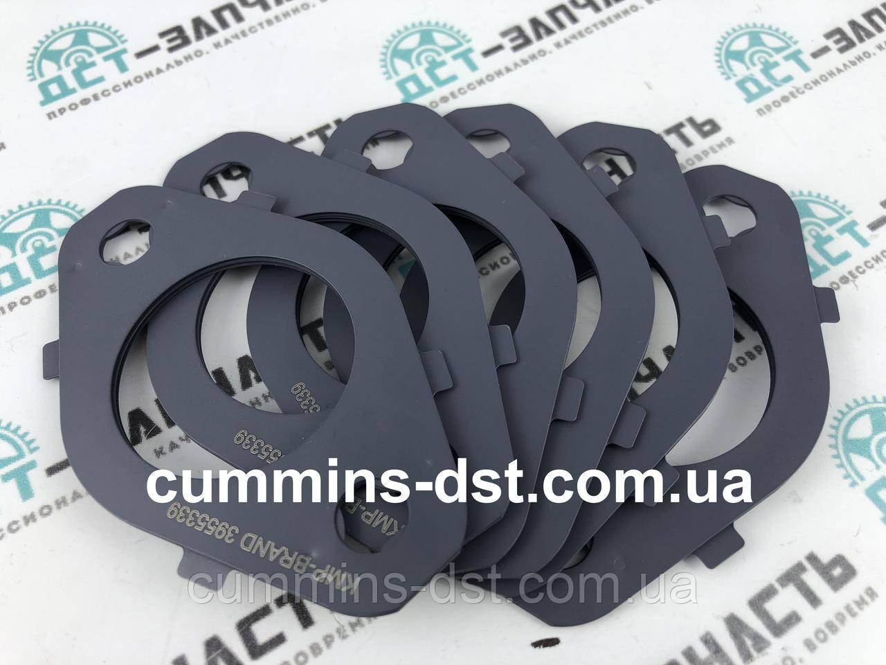 3955339 Прокладка выпускного коллектора Cummins QSB6.7/QSB4.5