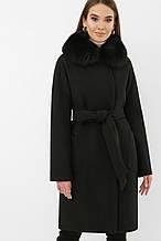 Пальто женское зимнее черное MS-233 Z
