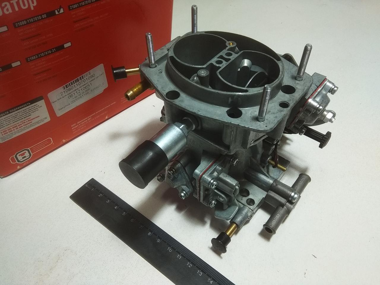 Карбюратор ДААЗ ВАЗ 2108 ОАТ красная упаковка (гарантия - до установки)