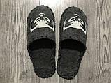 Тапки Тапочки Фетр Жіночі 36-37 р 24 см, фото 5