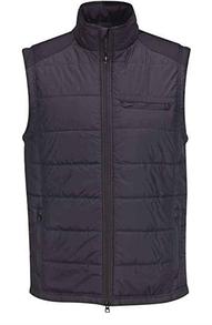 Оригинал Тактическая утепленная жилетка Propper Men's El Jefe Puff Vest Small, Charcoal