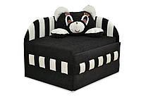Кровать детская мягкая Панда ТМ Вика