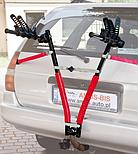 Кріплення на фаркоп для 3-х велосипедів Amos AM 7606, фото 4