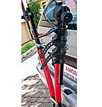 Кріплення на фаркоп для 3-х велосипедів Amos AM 7606, фото 6