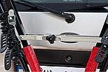 Кріплення на фаркоп для 3-х велосипедів Amos AM 7606, фото 5