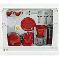 Ігровий набір тостер чайник кавоварка Bosch Klein 9564