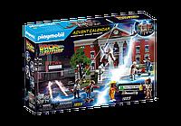 "Адвент календар ""назад у майбутнє"" Playmobil 70574"