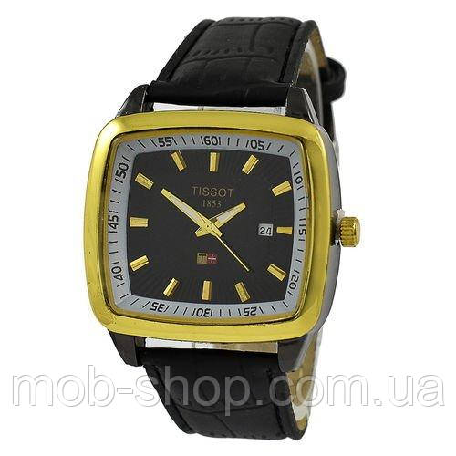 Tissot Black-Gold-Black