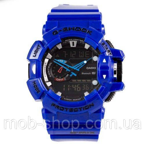 Casio GBA-400 Blue-Black