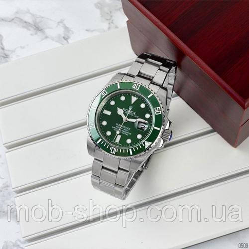 Rolex Submariner AAA Date Silver-Green