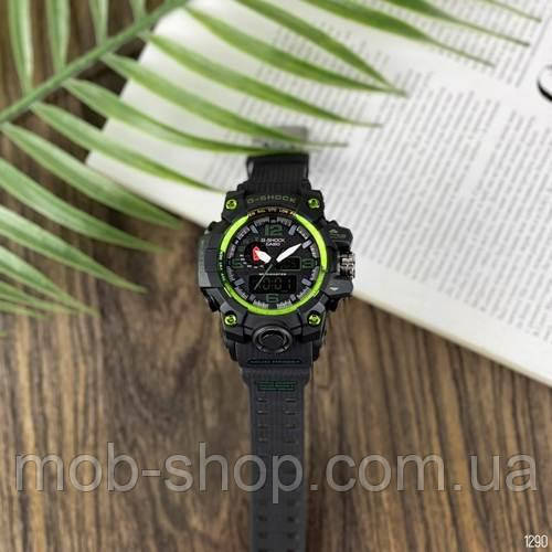 Casio G-Shock GWG-1000 Black-Green
