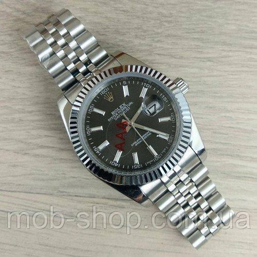 Rolex Datejust Automatic Silver-Black