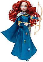 Кукла Мерида с луком Храбрая сердцем Дисней Mattel, фото 1