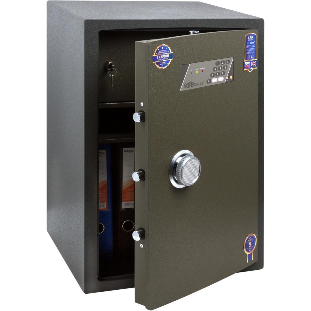 Зломостійкий сейф Safetronics NTR 61Es БЕТОН