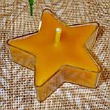 Новогодний набор восковых чайных свечей Рождественское Настроение (3шт.), фото 10