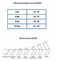 Носки Asics 3ppk Quarter Sock 155205 0001, фото 3