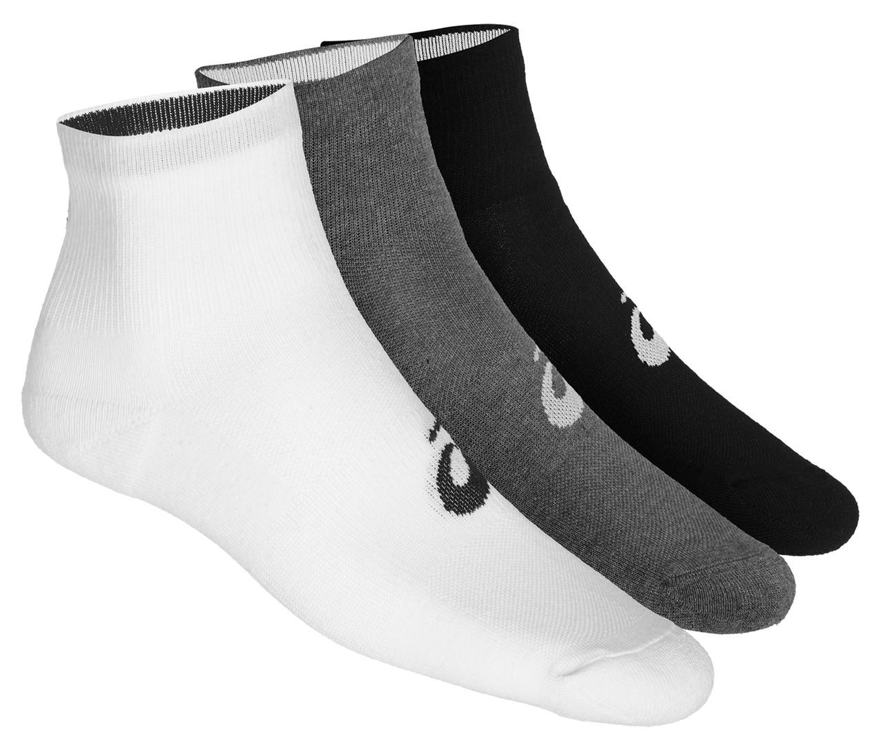 Носки Asics 3ppk Quarter Sock 155205 0701