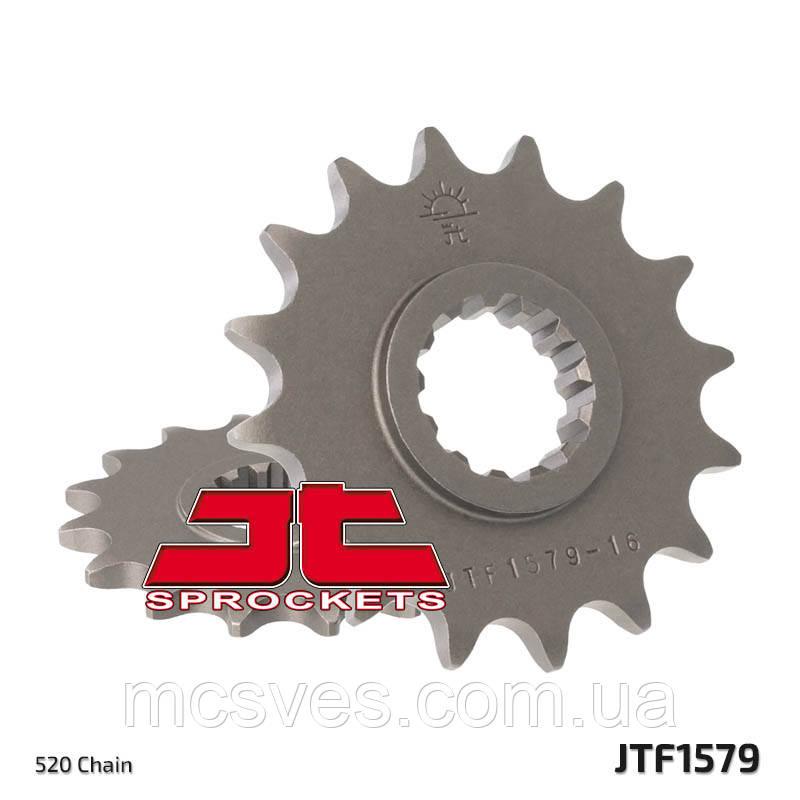 Звезда стальная передняя JT Sprockets JT JTF1579.17