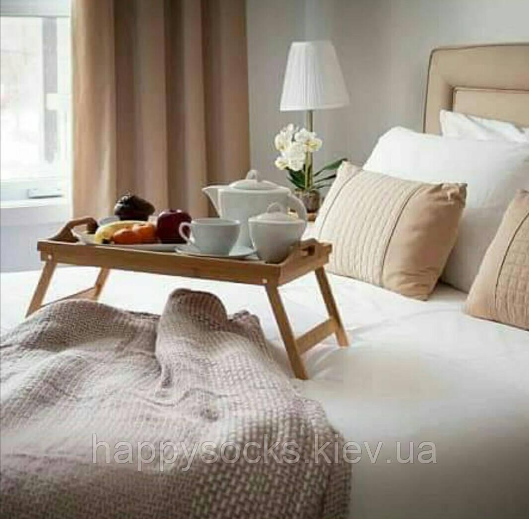 Столик для сніданку в ліжко Бамбуковий