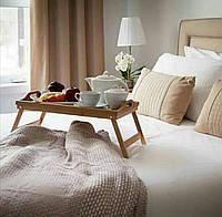 Столик для сніданку в ліжко Бамбуковий, фото 1