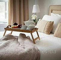 Бамбуковий Столик для сніданку