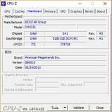 775 Материнская плата Biostar G41D3C + Процессор Intel Xeon X3330 + ОЗУ 4Gb DDR3, фото 4