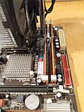 775 Материнская плата Biostar G41D3C + Процессор Intel Xeon X3330 + ОЗУ 4Gb DDR3, фото 7