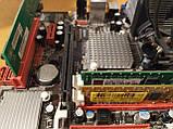 775 Материнская плата Biostar G41D3C + Процессор Intel Xeon X3330 + ОЗУ 4Gb DDR3, фото 5