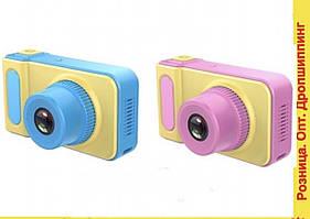 Фотоаппарат детский цифровой 855 HLV Photo Camera Kids V7 5369 детский фотоапарат игрушечный