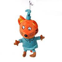 5494 Мягкая музыкальная игрушка Три кота