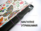 Женский чехол с бабочками Samsung Galaxy Tab A7 10.4 2020 Silver (Sm T500 T505) Ivanaks Tri Fold Butterflies, фото 9
