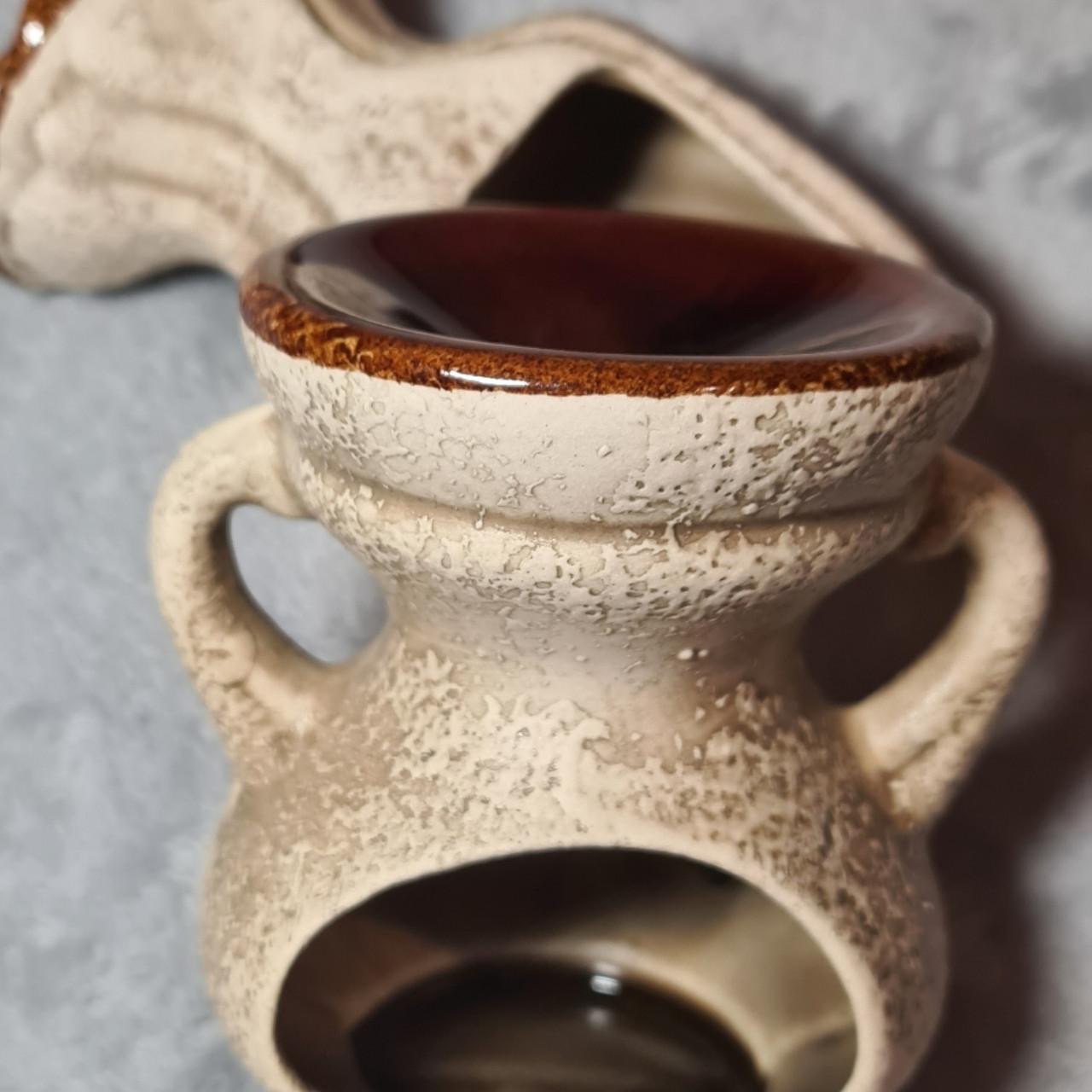 Аромалампа керамічна