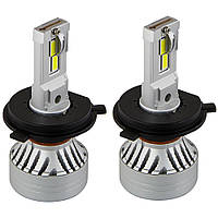 LED лампы Sho-Me F7 H4 6500K 45W