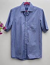 Чоловіча сорочка в полоску Redmond Розмір S ( Я-13), фото 3