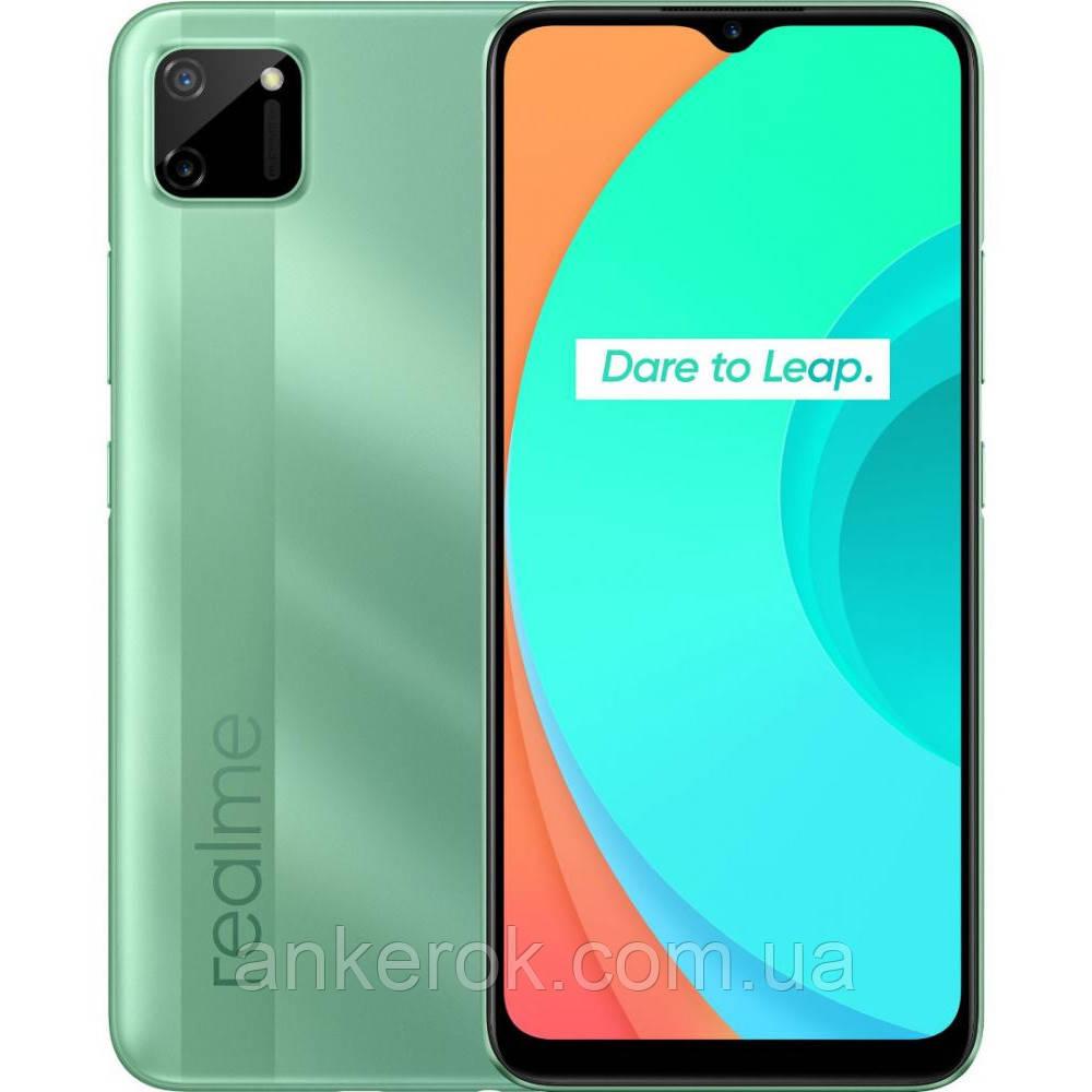 Смартфон Realme C11 2/32GB (Green)