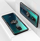 Чехол KEYSION с кольцом для  Xiaomi Redmi 10X 4G, фото 6