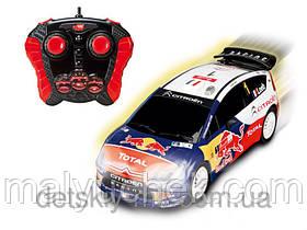 Машинка на дистанционном управлении Citroen C4 WRC Dickie 1119374
