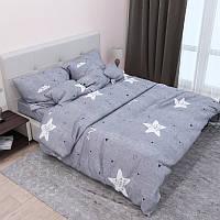 Комплект постельного белья 4147(A+B) семейный (50х70)