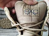 Ботинки кожаные военные. Берцы, ботинки трекинговые, армейские EXC Trooper 8.0. Спецобувь., фото 7