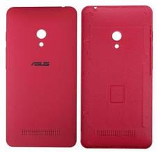 Задняя крышка Asus ZenFone 5 Lite A502CG красная