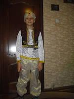 Детский карнавальный костюм Алладин, Восточный принц, Падишах - прокат, Киев, Троещина